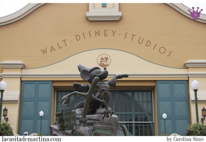 Disneyland Paris, Walk Disney Studios, Blog Moda Infantil, La casita de Martina, Carolina Simó
