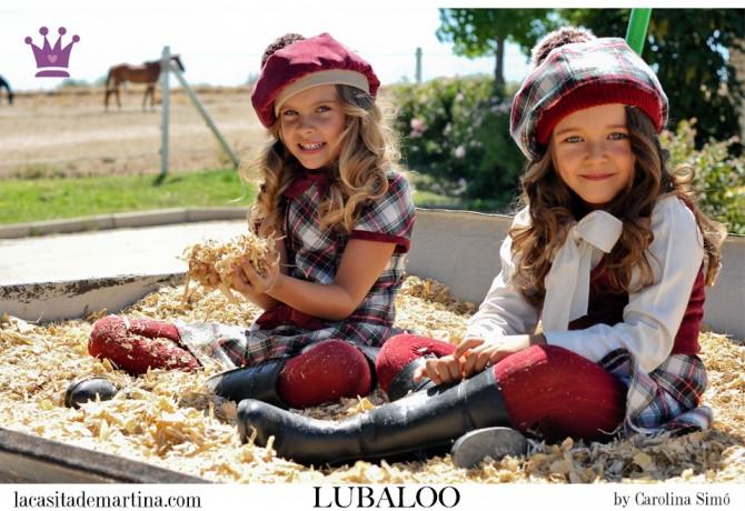 Lubaloo Madrid moda infantil, Blog Moda Infantil, Blog Moda Bebé, Blog Moda Premamá, La casita de Martina, Carolina Simó