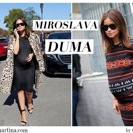 Miroslava Duma Premamá, Buro247, Miroslava Duma Pregnant, La casita de Martina, Blog Moda Infantil, Carolina Simó