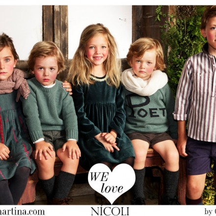 Nícoli, moda infantil, Blog de Moda Infantil, La casita de Martina, Blog Moda Bebé, Carolina Simó