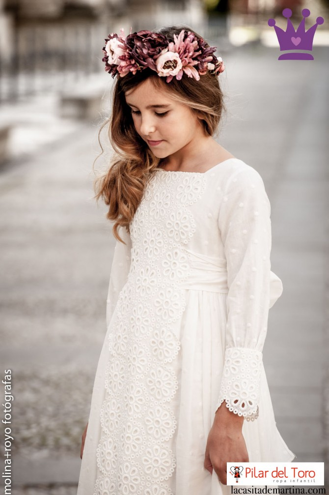 Vestidos Comunió, Trajes Comunión, Pilar del Toro, Blog Moda Infantil, Comunión 2015, La casita de Martina, Carolina Simó, 3