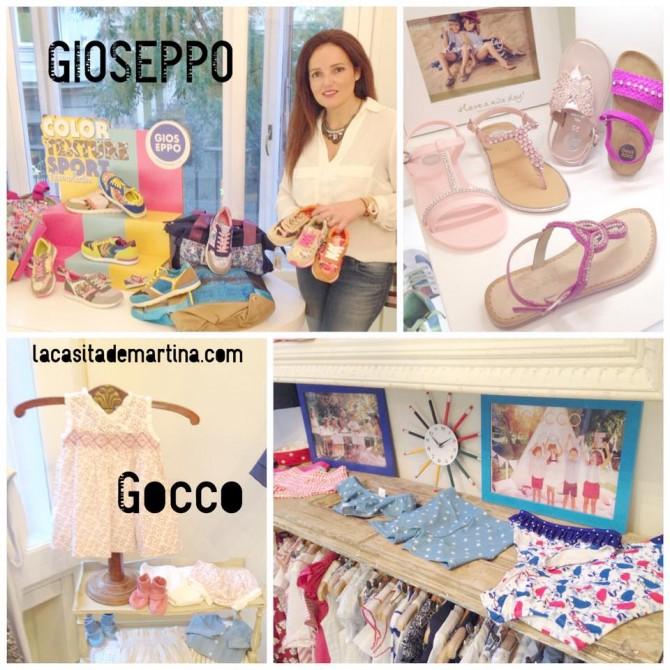 GOCCO, GIOSEPPO, Moda Infantil, Moda Niños, La casita de Martina, Blog de Moda Infantil, Carolina Simó
