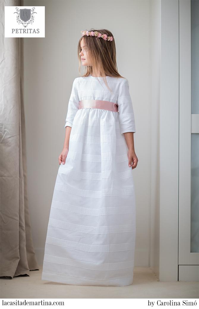 Trajes Comunión, Petritas, Vestidos Comunión niña, Blog Moda Infantil, La casita de Martina, 6