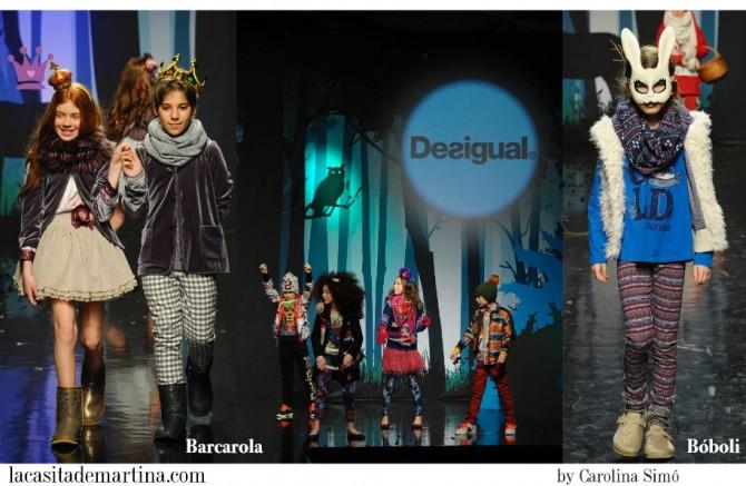 Children's Fashion from Spain, Pitti Bimbo, Moda infantil, La casita de Martina, 1