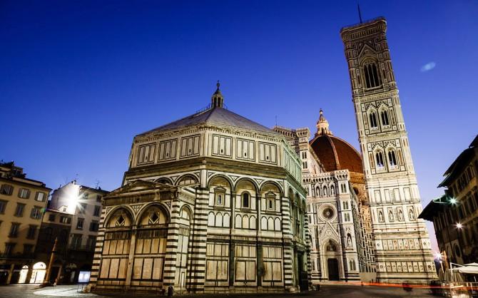 Florence Cathedral (Duomo - Basilica di Santa Maria del Fiore) i