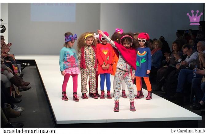 Moda Infantil, FIMI, Agatha Ruiz de la Prada, Blog Moda Infantil, Villalobos moda niños, La casita de Martina, 2