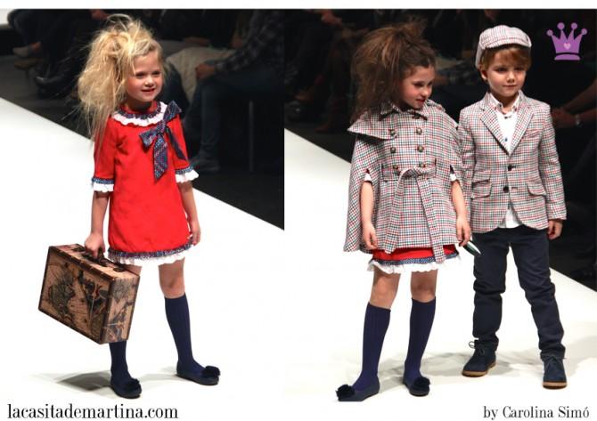 Moda Infantil, FIMI, J.V. José Varón, Blog Moda Infantil, Villalobos moda niños, La casita de Martina, 2