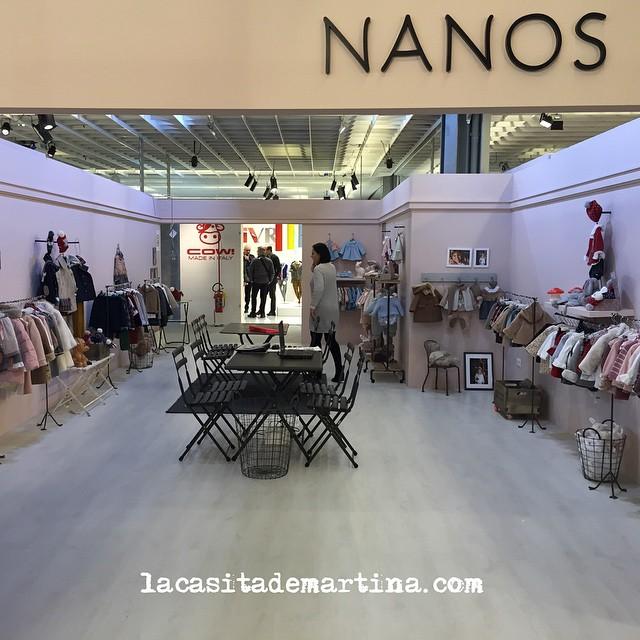 Nanos, Blog Moda Infantil,  Pitti Bimbo, Moda infantil,  La casita de Martina, 3