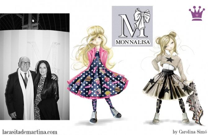 Monnalisa, Blog Moda Infantil, Pitti Bimbo,   Moda infantil,  La casita de Martina