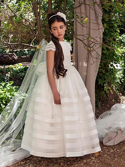Vestidos Comunión 2015 Barcarola, Traje Comunión Princesa Leonor, La casita de Martina, Blog de Moda Infantil