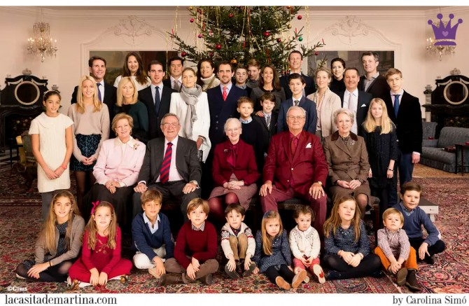3 Pili Carrera, Marca vestidos Princesas, Catharina-Amalia, Alexia and Ariane, Princesses of Denmark