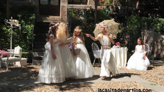 Artesanía Amaya, Trajes de Comunión, Vestidos Comunión, Blog de Moda Infantil, Carolina Simo, La casita de Martina
