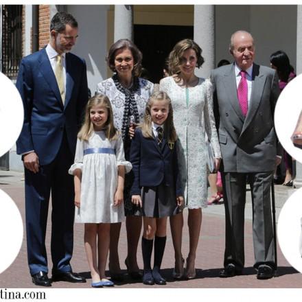 Comunión Princesa Leono, Letizia zapatos cenicienta Magrit, Blog de Moda Infantil, La casita de Martina, Sofía vestido Nanos