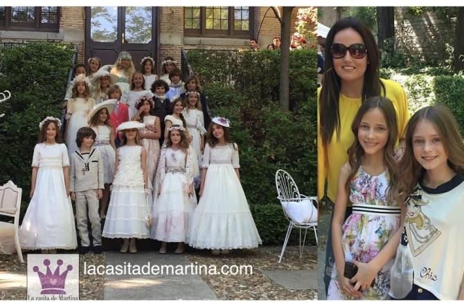 Día Mágico by Fimi, Trajes de Comunión, Vestidos Comunión, Tendencias Comunión, Blog de Moda infantil, Carolina Simo