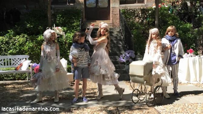 Hortensia Maeso, Trajes de Comunión, Vestidos Comunión, Blog de Moda Infantil, Carolina Simo, La casita de Martina