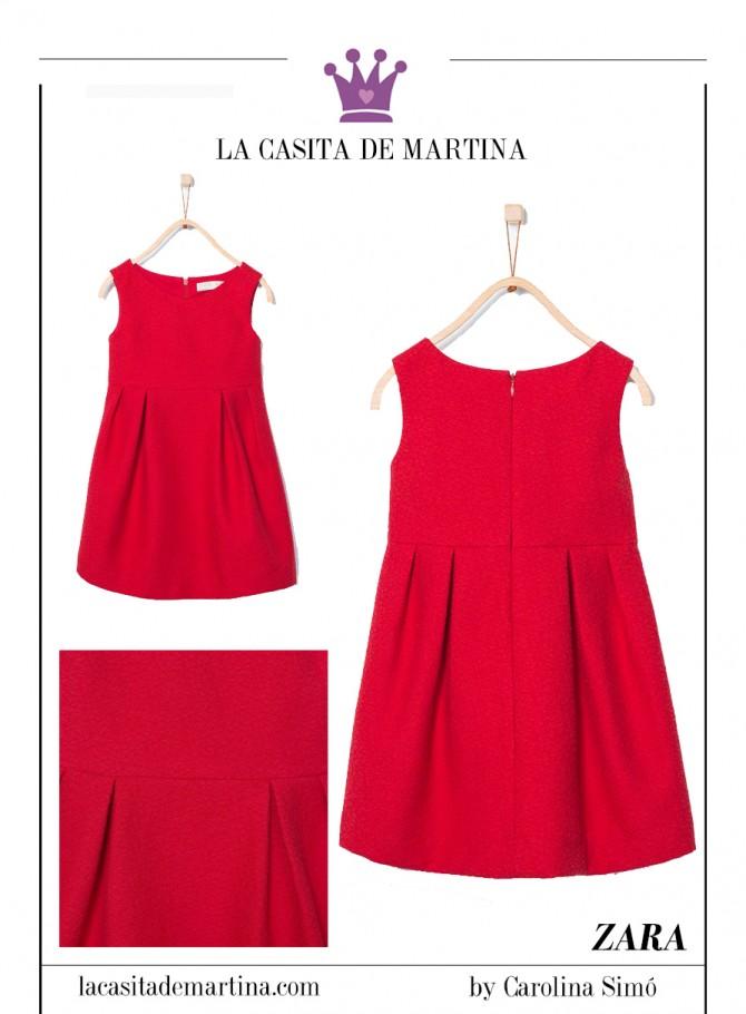 2 Vestido Infanta Sofia, Blog de Moda Infantil, Zara Kids, Carolina Herrera Children, Princesa Leonor, Infanta Sofía de Borbón