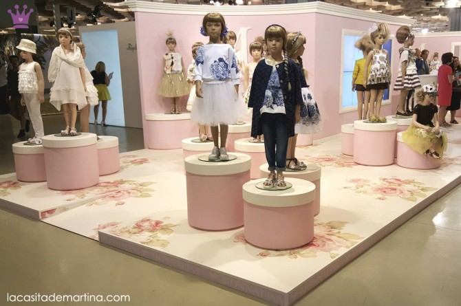 Pitti Bimbo, Monnalisa, Blog Moda Infantil, La casita de Martina, Fashion Kids