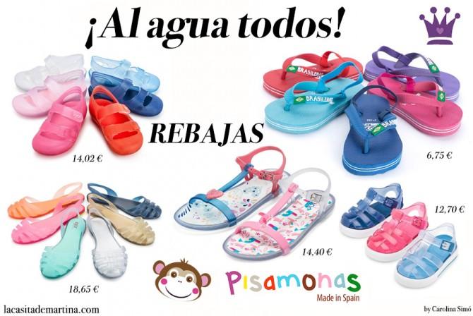 Calzado Infantil, cangrejeras niños, Pisamonas, Blog Moda Infantil, La casita de Martina
