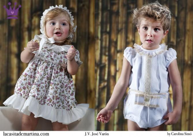 Blog Moda Infantil, JV José Varón, Tendencias Moda Niños Otoño Invierno 2015, La casita de Martina, 2