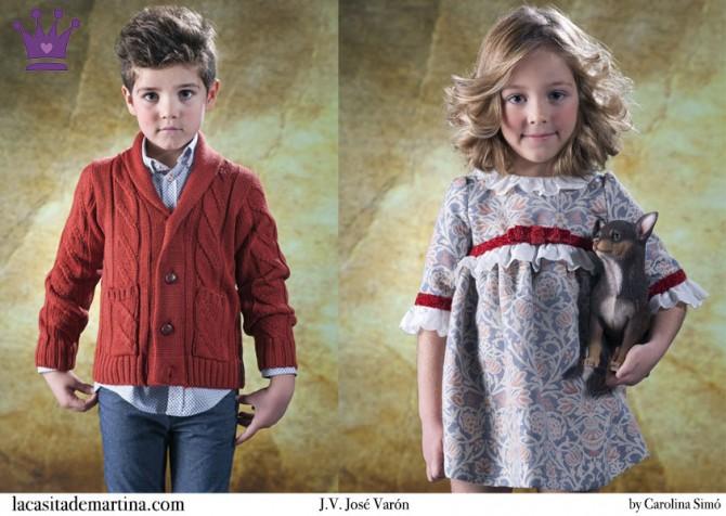 Blog Moda Infantil, JV José Varón, Tendencias Moda Niños Otoño Invierno 2015, La casita de Martina, 3