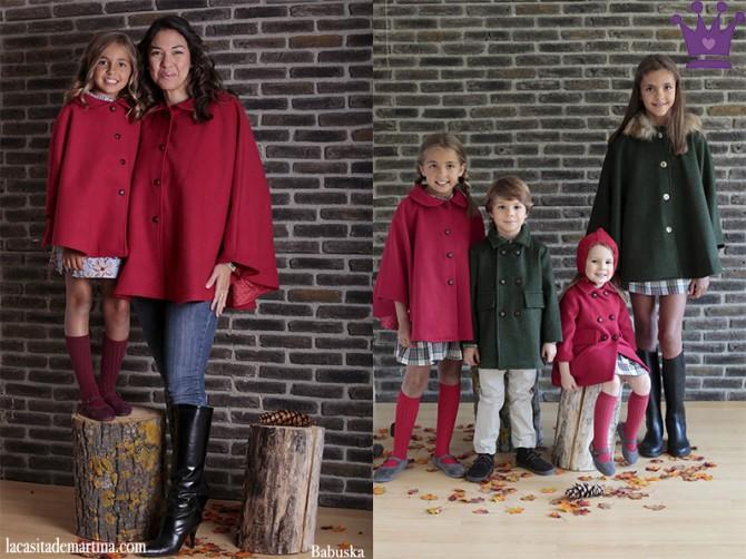 Babuska moda infantil, Blog de Moda Infantil, Tendencias Moda Infantil, La casita de Martina