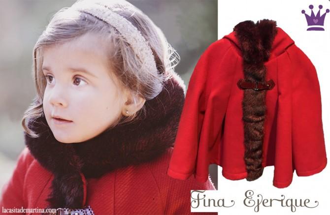Fina Ejerique moda infantil, Blog de Moda Infantil, Tendencias Moda Infantil, La casita de Martina