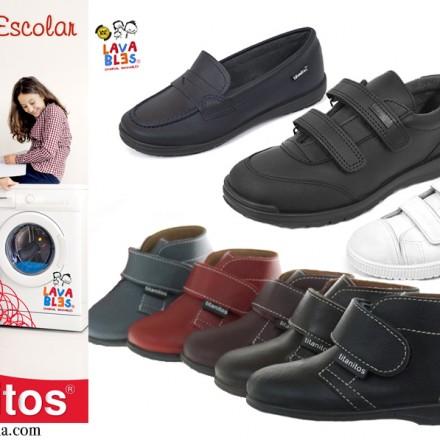Titanitos, Blog de Moda Infantil, Calzado Lavable, Zapato Escolar