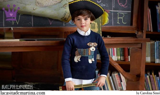 Blog Moda Infantil, Ralph Lauren, Tendencias Moda Niños Otoño Invierno 2015, La casita de Martina, 1