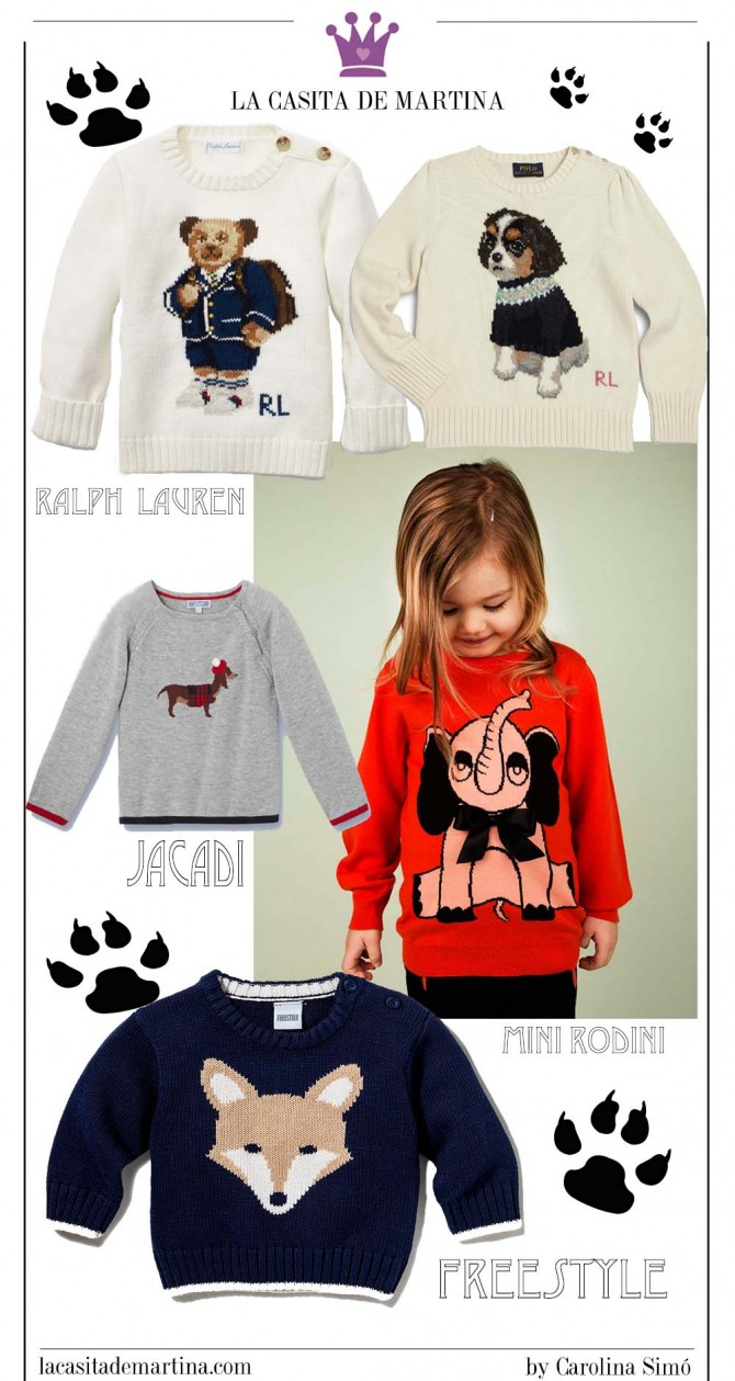 Blog Moda Infantil, Ralph Lauren, Tendencias Moda Niños Otoño Invierno 2015, La casita de Martina, 2
