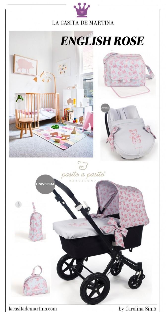 Pasito a Pasito, Bolso maternidad, Sacos silla de Paseo, La casita de Martina, 2
