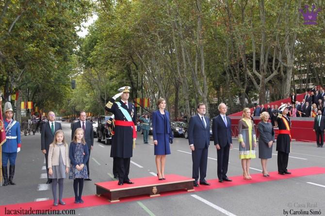 Vestidos Leonor y Sofía, Nanos princesa España, Blog de Moda Infantil, La casita de Martina, Día de la Hispanidad, 3