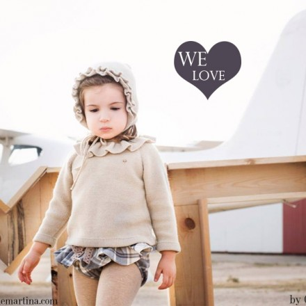 Mi Canesú moda infantil, Blog Moda Infantil, Moda infantil infantil invierno, La casita de Martina
