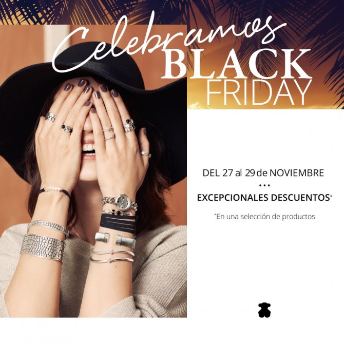 TOUS joyería Black Friday, Blog de Moda Infantil, Black Friday, Moda Niños, La casita de Martina