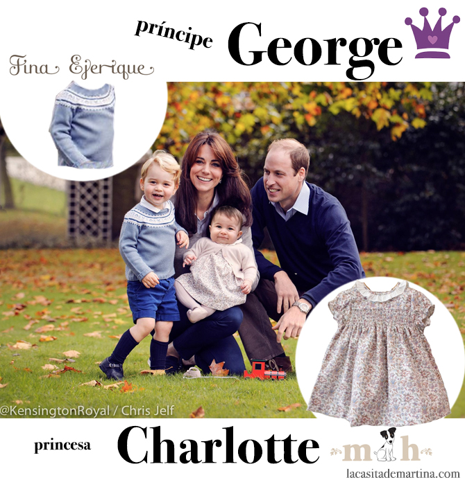 Fina Ejerique, Made in Spain, George, Charlotte, Moda Infantil, La casita de Martina, Carolina Simó