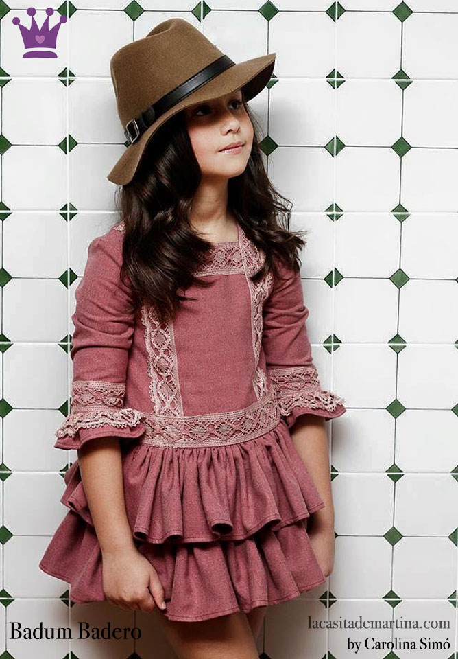 Blog de Moda Infantil, La casita de Martina, Carolina Simó, Moda Infantil, Tendencias moda niños, Badum Badero