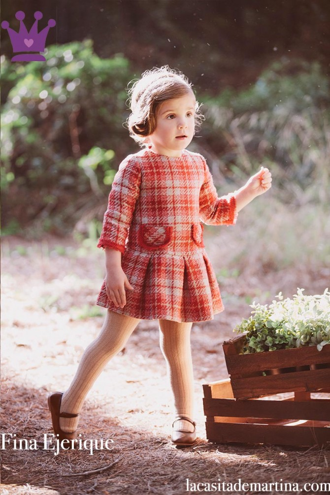 Fina Ejerique, Made in Spain, George, Charlotte, Moda Infantil, La casita de Martina, Carolina Simó,4