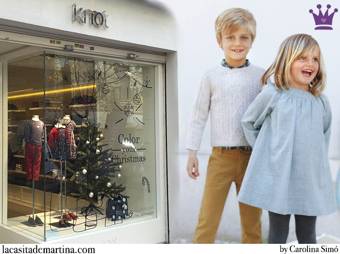 Knot moda infantil, Ropa para niños, La casita de Martina, Blog de Moda Infantil