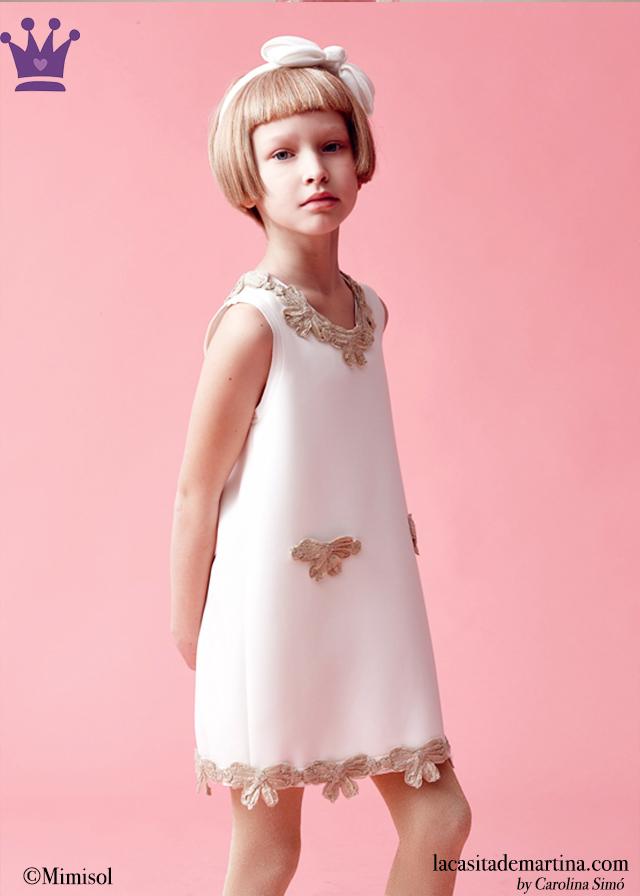 Tendencias moda infantil, Mimisol, Moda Niños, La casita de Martina