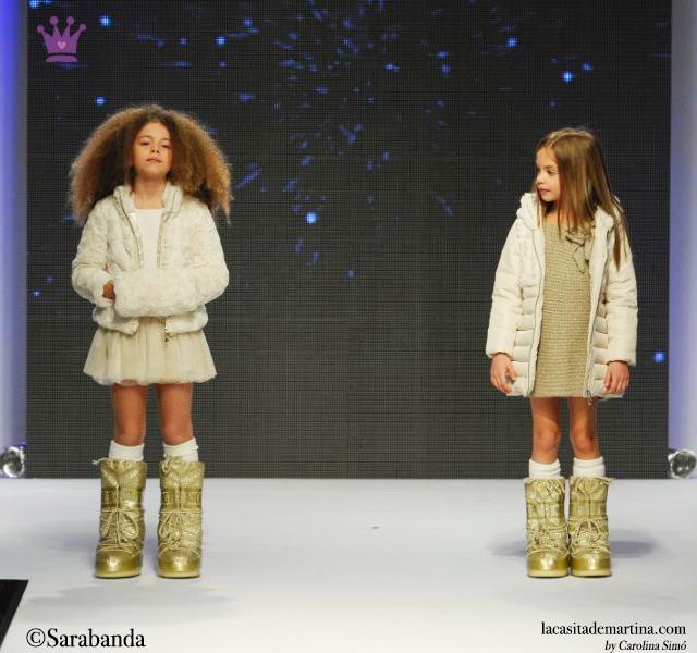 Tendencias moda infantil, Sarabanda, Moda Niños, La casita de Martina