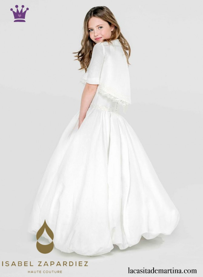 Vestidos de comunion, trajes de comunion, blog comunion, moda infantil, Isabel Zapardiez, Blog de Moda Infantil, La casita de Martina