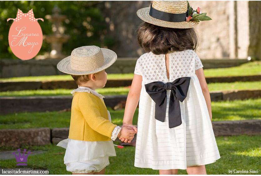 Lunares en Mayo, Blog de Moda Infantil, Kids Fashion Blog, La casita de Martina