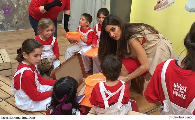 Sara Carbonero, Garvalin calzado, Blog de Moda Infantil, Carolina Simo, La casita de Martina