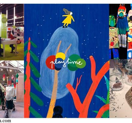 Playtime Paris, Kids Fashion Blog, Moda Infantil, La casita de Martina, Blog de Moda Infantil