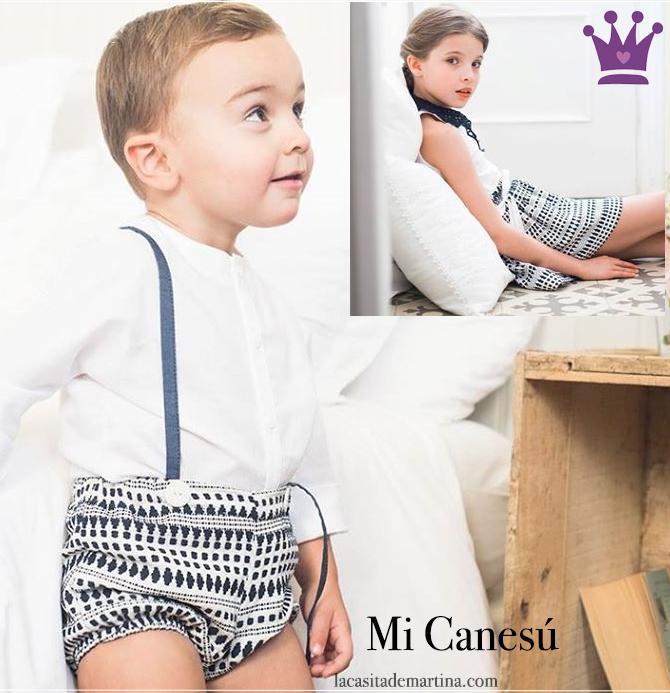 Blog de Moda Infantil, Mi Canesú, La casita de Martina, Carolina Simó, Moda Bebé