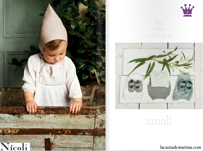 Blog de Moda Infantil, Moda Bebé, Ropa Primera Puesta, Ropa para Bebés, La casita de Martina, Nícoli