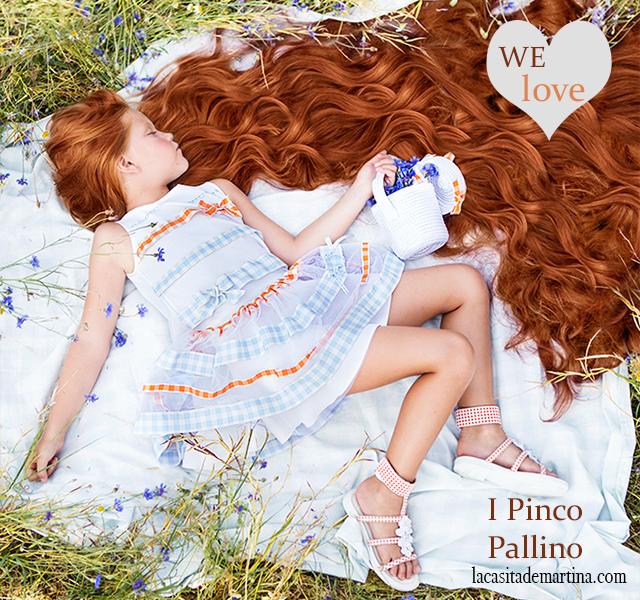 Blog de Moda Infantil, La casita de Martina, Moda para niños, Ropa niños, I Pinco Pallino