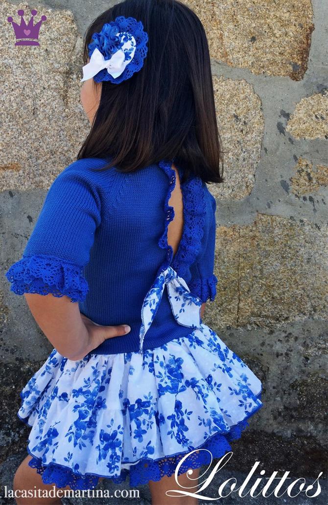 Blog de Moda Infantil, Tendencias Moda, La casita de Martina, Ropa para niñas, Lolittos moda infantil
