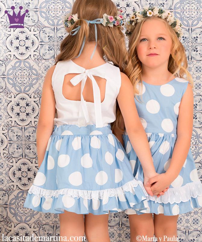Blog de Moda Infantil, Tendencias Moda, La casita de Martina, Ropa para niñas, Marta y Paula moda infantil