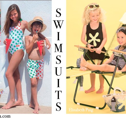 Bañadores para niños, Blog Moda Infantil, La casita de Martina, Kids Fashion Blog