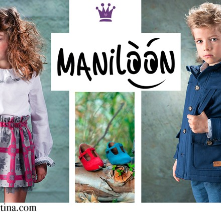 Maniloon, Tienda online moda infantil, Moda Infantil, Outlet moda, La casita de Martina, Blog de Moda Infantil, Kids Wear